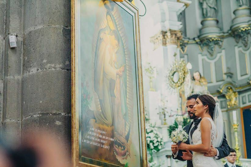 Encuesta afirma que el ser guadalupano no es sinónimo de ser un cónyuge fiel.