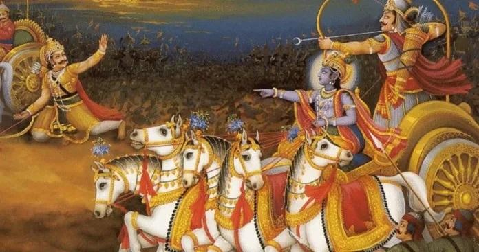 Mahabharata (resumen).