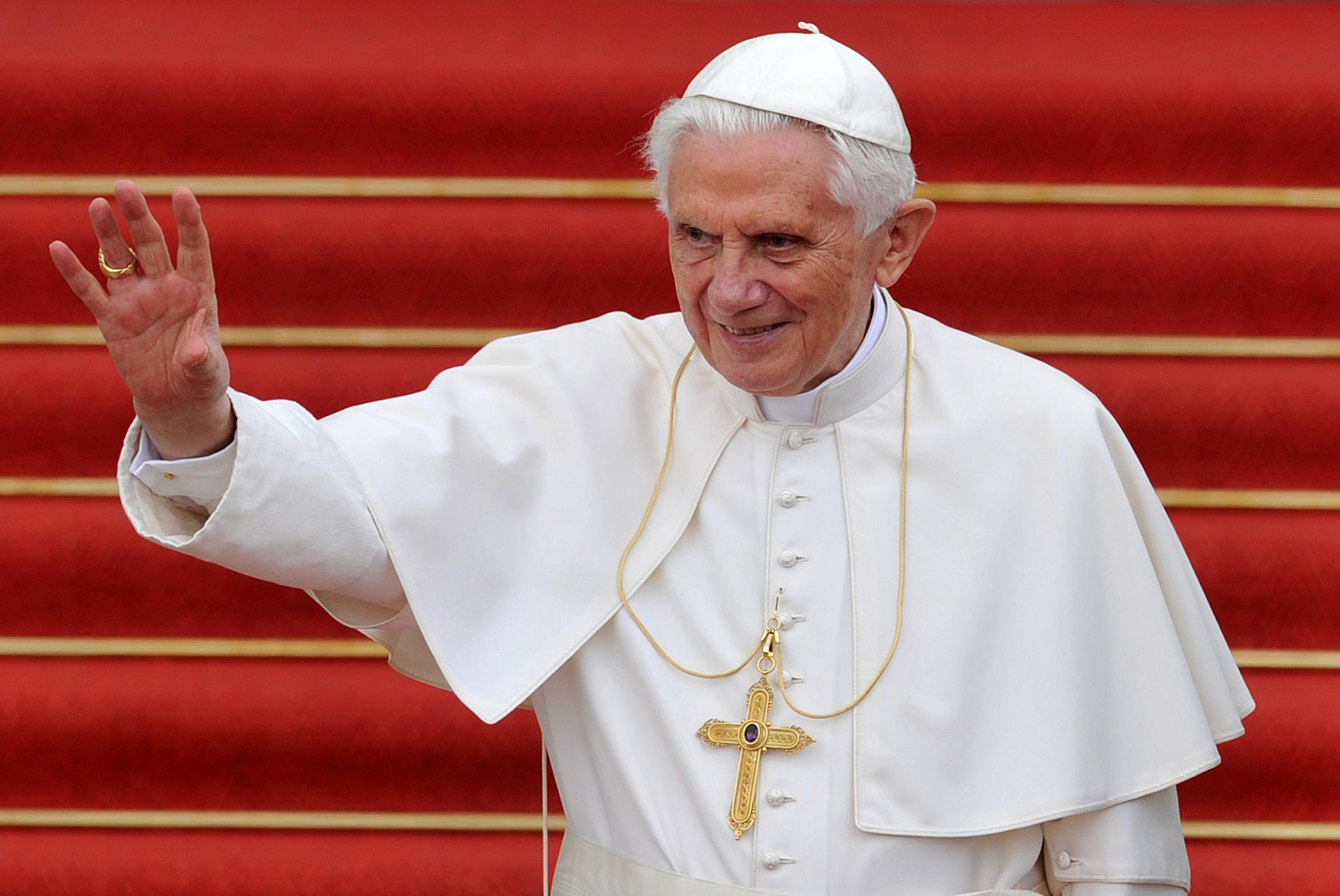 Siete años de la renuncia de Ratzinger.
